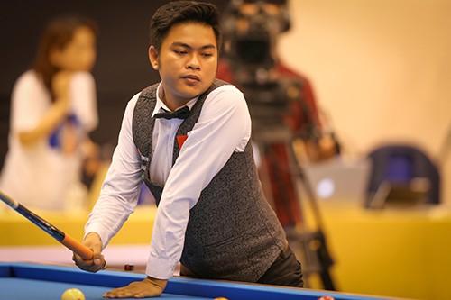Nguyễn Trần Thanh Tự xuất sắc đánh bại tay cơ hạng 2 thế giới Frederic Caudron ảnh 2