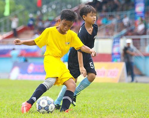 Giải bóng đá thiếu niên nhi đồng – Cúp truyền hình BRT 2019: Nơi nâng tầm ước mơ ảnh 2