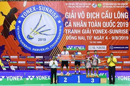Nguyễn Tiến Minh lần thứ 15 vô địch quốc gia ảnh 3