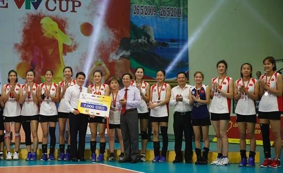 Đội tuyển nữ Việt Nam về nhì tại VTV Cup 2019 ảnh 3