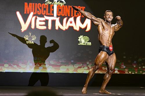 """Những Body """"tuyệt phẩm"""" lên ngôi tại Musclecontest Việt Nam 2019 ảnh 1"""