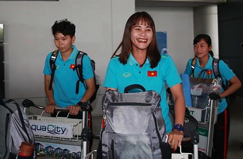 Tiền đạo Huỳnh Như: Chiến thắng được xây từ khát vọng ảnh 3
