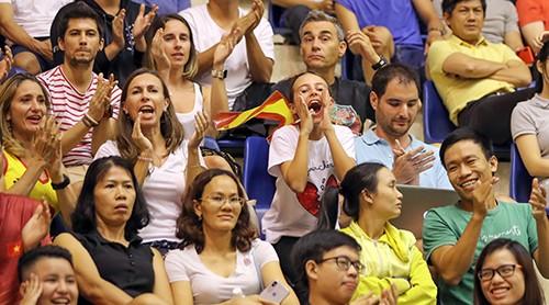 Giải cầu lông Việt Nam Open 2019:  Tay vợt Carolina María thua thảm vì khinh địch ảnh 8