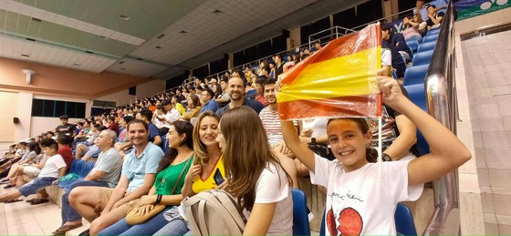 Giải cầu lông Việt Nam Open 2019:  Tay vợt Carolina María thua thảm vì khinh địch ảnh 1