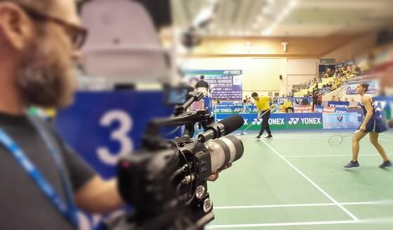 Giải cầu lông Việt Nam Open 2019:  Tay vợt Carolina María thua thảm vì khinh địch ảnh 5