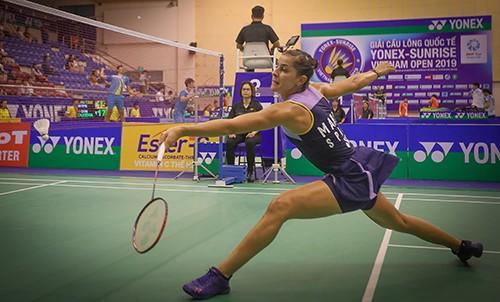 Giải cầu lông Việt Nam Open 2019:  Tay vợt Carolina María thua thảm vì khinh địch ảnh 3