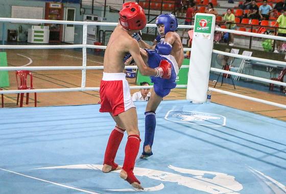 Khai mạc giải trẻ và vô địch kickboxing TPHCM năm 2019: Hơn 200 võ sĩ về dự giải ảnh 1