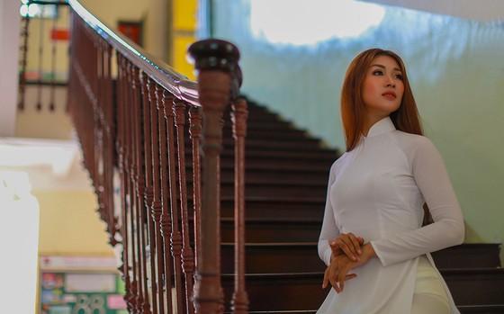 Nữ cử nhân bóng chuyền đại diện Việt Nam thi Miss Tourism World 2019  ảnh 6