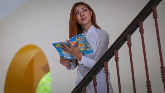 Nữ cử nhân bóng chuyền đại diện Việt Nam thi Miss Tourism World 2019  ảnh 3