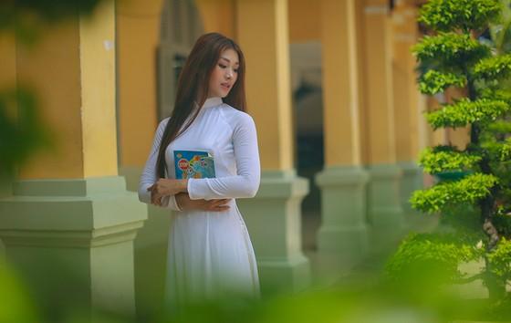 Nữ cử nhân bóng chuyền đại diện Việt Nam thi Miss Tourism World 2019  ảnh 7