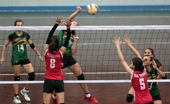 """Giải bóng chuyền trẻ toàn quốc 2019: VTV Bình Điền Long An """"hạ"""" Quảng Ninh vào bán kết ảnh 4"""