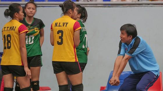 """Giải bóng chuyền trẻ toàn quốc 2019: VTV Bình Điền Long An """"hạ"""" Quảng Ninh vào bán kết ảnh 5"""