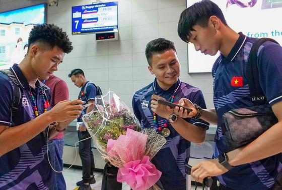 U22 Việt Nam và nữ Việt Nam tới Philippines quyết săn vàng SEA Games ảnh 5