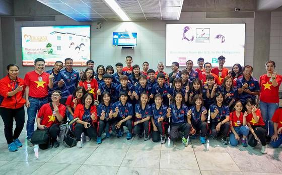 U22 Việt Nam và nữ Việt Nam tới Philippines quyết săn vàng SEA Games ảnh 8