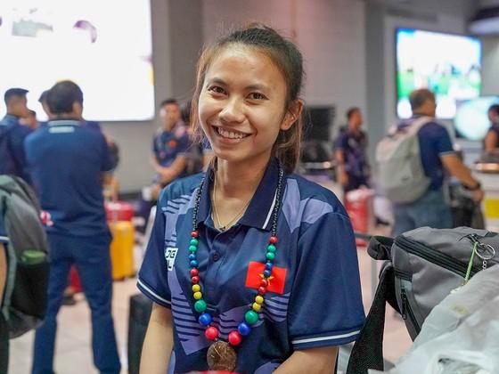 U22 Việt Nam và nữ Việt Nam tới Philippines quyết săn vàng SEA Games ảnh 11