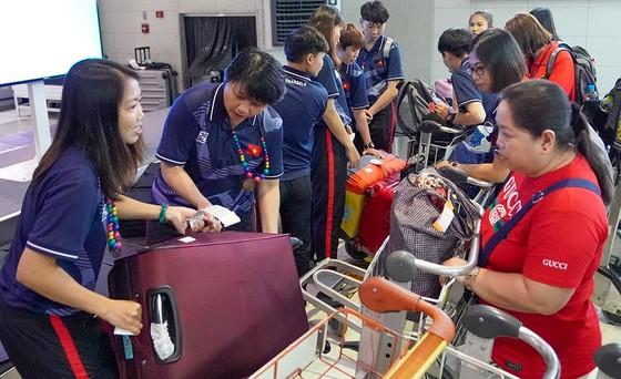 U22 Việt Nam và nữ Việt Nam tới Philippines quyết săn vàng SEA Games ảnh 13