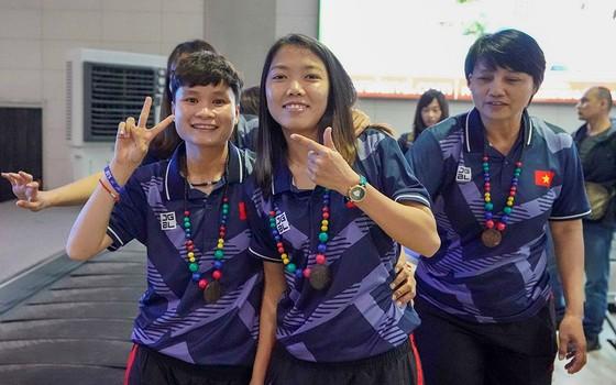 U22 Việt Nam và nữ Việt Nam tới Philippines quyết săn vàng SEA Games ảnh 9