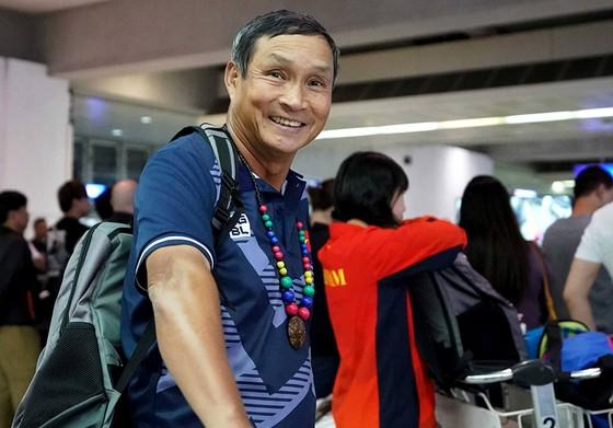 U22 Việt Nam và nữ Việt Nam tới Philippines quyết săn vàng SEA Games ảnh 12