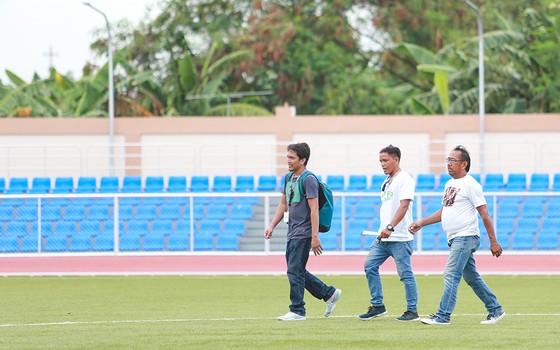 U22 Việt Nam đá 3 trận vòng bảng ở sân Binan chỉ có 1 khán đài ảnh 6
