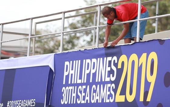 U22 Việt Nam đá 3 trận vòng bảng ở sân Binan chỉ có 1 khán đài ảnh 4