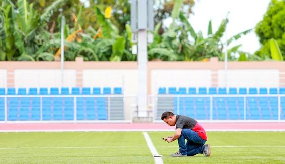 U22 Việt Nam đá 3 trận vòng bảng ở sân Binan chỉ có 1 khán đài ảnh 3