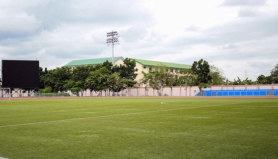 U22 Việt Nam đá 3 trận vòng bảng ở sân Binan chỉ có 1 khán đài ảnh 5