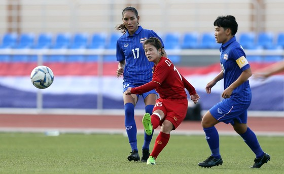 Hoà Thái Lan, tuyển nữ Việt Nam được thưởng nhiều hơn trận thắng ảnh 1