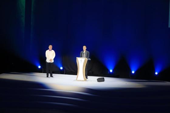Lễ khai mạc SEA Games 30 diễn ra hoành tráng ảnh 7