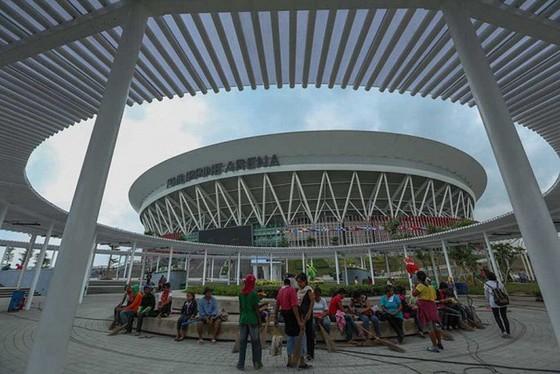 Hình ảnh đẹp của nhà thi đấu Philippine Arena nơi diễn ra lễ khai mạc SEA Games 30 ảnh 4