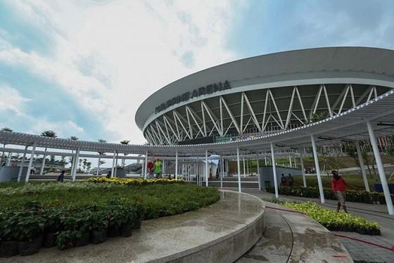 Hình ảnh đẹp của nhà thi đấu Philippine Arena nơi diễn ra lễ khai mạc SEA Games 30 ảnh 5