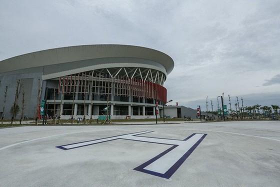 Hình ảnh đẹp của nhà thi đấu Philippine Arena nơi diễn ra lễ khai mạc SEA Games 30 ảnh 8