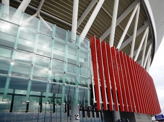 Hình ảnh đẹp của nhà thi đấu Philippine Arena nơi diễn ra lễ khai mạc SEA Games 30 ảnh 10