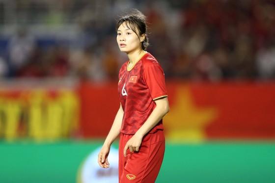 Hoa khôi tuyển nữ Việt Nam chưa vội yêu chỉ nghĩ đến sự nghiệp sau SEA Games 30 ảnh 1
