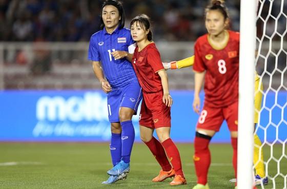 Hoa khôi tuyển nữ Việt Nam chưa vội yêu chỉ nghĩ đến sự nghiệp sau SEA Games 30 ảnh 2