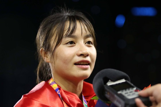 Hoa khôi tuyển nữ Việt Nam chưa vội yêu chỉ nghĩ đến sự nghiệp sau SEA Games 30 ảnh 4