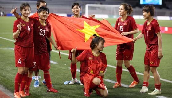 Hoa khôi tuyển nữ Việt Nam chưa vội yêu chỉ nghĩ đến sự nghiệp sau SEA Games 30 ảnh 3