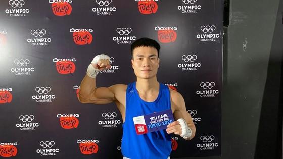 Nguyễn Văn Đương chính thức giành vé dự Olympic 2020. Ảnh: Nhật Anh