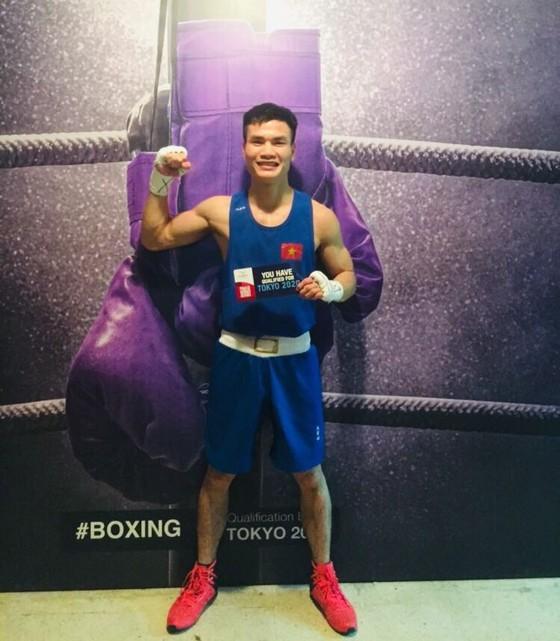 Hạ võ sĩ Thái Lan, Nguyễn Văn Đương giành vé dự Olympic Tokyo 2020 ảnh 1