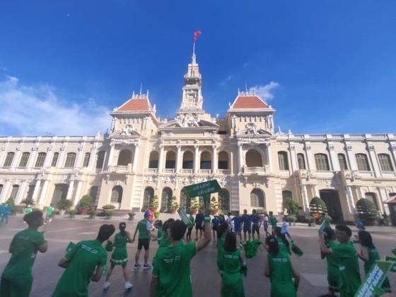 Hơn 30.000 người tham gia Ngày chạy Olympic vì sức khỏe toàn dân ảnh 7