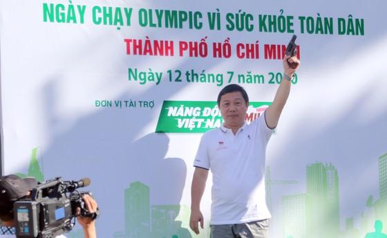 Hơn 30.000 người tham gia Ngày chạy Olympic vì sức khỏe toàn dân ảnh 1