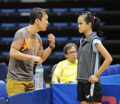 Giải vô địch bóng bàn toàn quốc Báo Nhân Dân lần thứ 38: Tay vợt kỳ cựu Đoàn Kiến Quốc trở lại ảnh 1