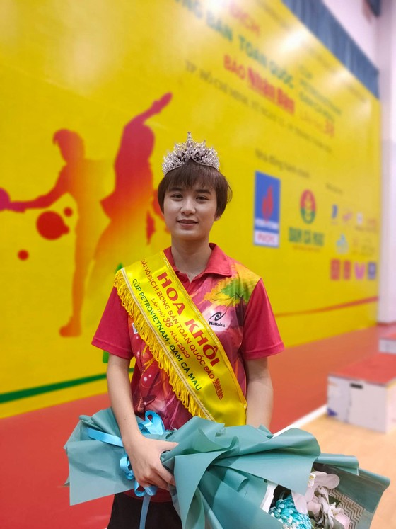  Giải bóng bàn vô địch toàn quốc 2020: Tay vợt Mai Hoàng Mỹ Trang lần thứ 15 lên ngôi vô địch ảnh 4