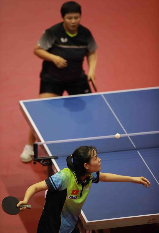  Giải bóng bàn vô địch toàn quốc 2020: Tay vợt Mai Hoàng Mỹ Trang lần thứ 15 lên ngôi vô địch ảnh 1