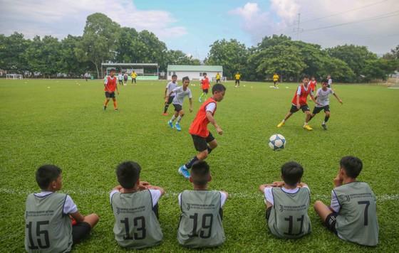 37 cầu thủ nhí trúng tuyển Học viện Juventus Việt Nam ảnh 1