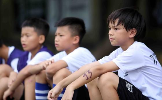 37 cầu thủ nhí trúng tuyển Học viện Juventus Việt Nam ảnh 2