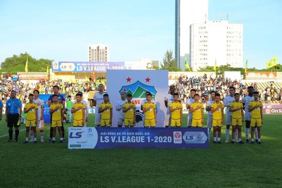V-League trở lại lần 2 trên khắp cả nước vào ngày 26-9. Ảnh: Minh Hoàng