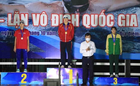 Ánh Viên đoạt 8 HCV tại giải vô địch quốc gia ảnh 1