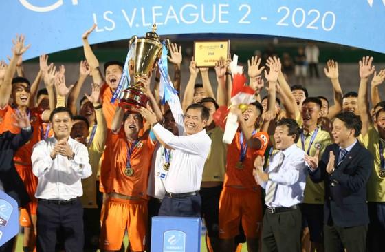 Bình Định chính thức trở lại sân chơi V-League sau 12 năm ảnh 10