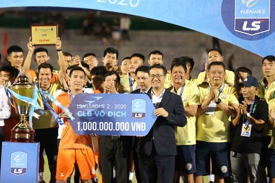 Bình Định chính thức trở lại sân chơi V-League sau 12 năm ảnh 11