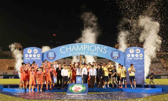 Bình Định chính thức trở lại sân chơi V-League sau 12 năm ảnh 12
